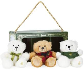 Harrods Heritage Bear Collection (Set of 3)