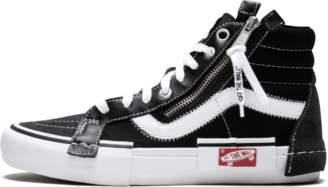 Vans SK8 - Hi Cap LX - Black/True White