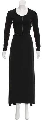 Thakoon Knit Top Maxi Dress