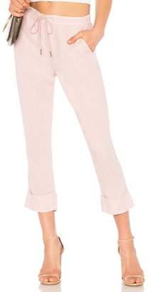 Michael Stars Cuffed Linen Trouser