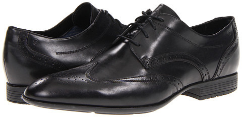 Rockport Dialed In Wing Tip