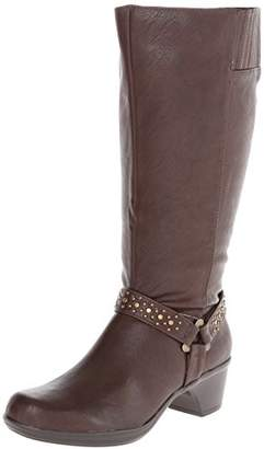 Easy Street Shoes Women's Camino Plus Riding Boot
