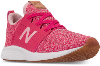 New Balance Little Girls' Fresh Foam Sport V1 Running Sneakers from Finish Line