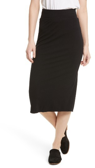 Women's Free People Bring It On Back Pencil Skirt