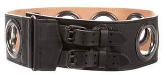 Givenchy Buckle Waist Belt