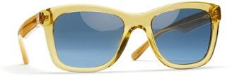 Tory Burch STACKED-T SUNGLASSES