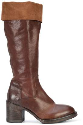 Moma zipped boots