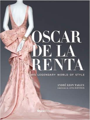 Penguin Random House Oscar De La Renta By Andre Leon Talley