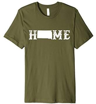 Dakota South Home T-Shirt Home State Pride Tee