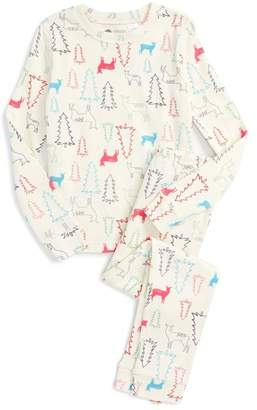 Tucker + Tate Printed Pajama Set (Toddler, Little Girls, & Big Girls)