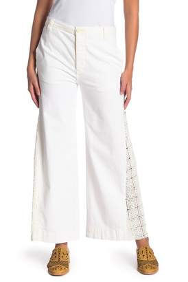 Free People Lacey Wide Leg Jeans