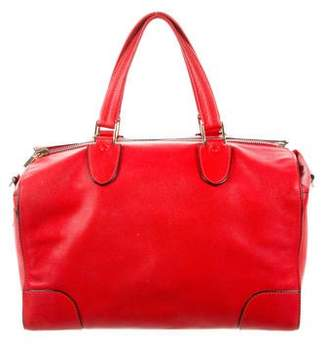 Valextra Milano Leather Bag