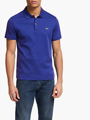 fb6183962a Lacoste Pima Cotton Regular Fit Polo Shirt