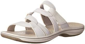Clarks Women's Brinkley Lonna Flip Flops