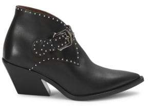Givenchy Elegant Studded Western Shooties