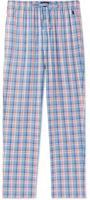 Polo Ralph Lauren Checked Cotton Pyjama Trousers