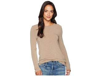 True Grit Dylan by Silky Rib Long Sleeve Tee