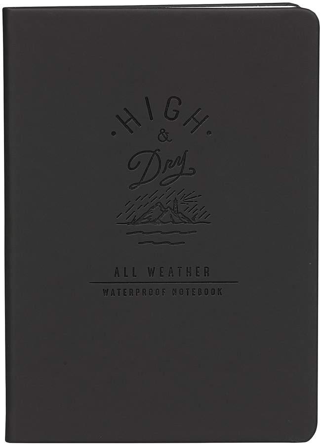 Wild & Wolf High & Dry Waterproof Notebook