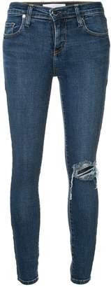 Nobody Denim Geo skinny-fit jeans