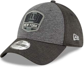 New Era Adult New York Giants Sideline Team 39THIRTY Flex-Fit Cap 281e702d7