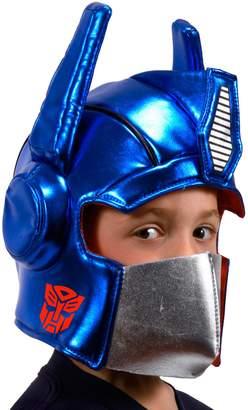 Elope Optimus Prime Plush Helmet - Costume Accessories