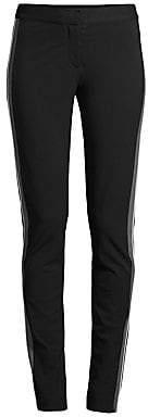 Derek Lam Women's Hanne Slim-Fit Tuxedo Stripe Leggings