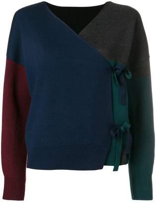 Kenzo (ケンゾー) - Kenzo カラーブロック セーター