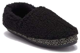 Woolrich Whitecap Faux Shearling & Faux Fur Lined Slipper (Women)