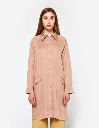 Farrow Chore Coat in Dusty Pink
