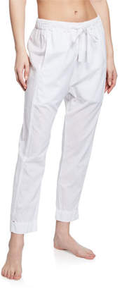 XiRENA Draper Poplin Lounge Ankle Pants