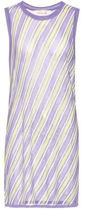 Diane von Furstenberg Sleeveless knitted dress