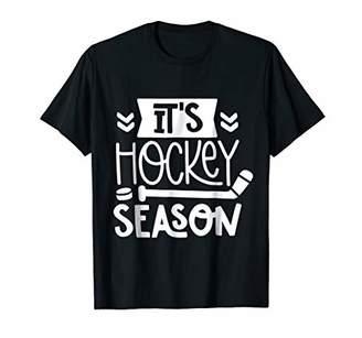 It's Hockey Season Shirt For Men Women Kid Hockey Fan Gift