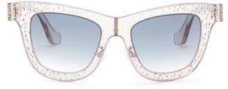 Balenciaga Women's 52mm Squared Sunglasses
