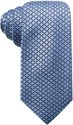Club Room Men's Holworthy Classic Neat Silk Tie, Created for Macy's