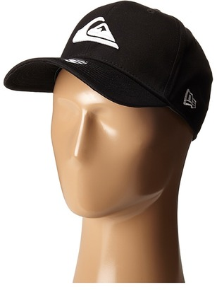 Quiksilver Mountain & Wave Black Hat $25 thestylecure.com