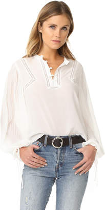 ANINE BING Flowy Blouse $229 thestylecure.com