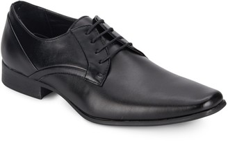 Calvin Klein Benton Leather Oxfords