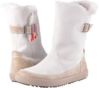 Birkenstock Woodbury Shearling Lined Women's Boots