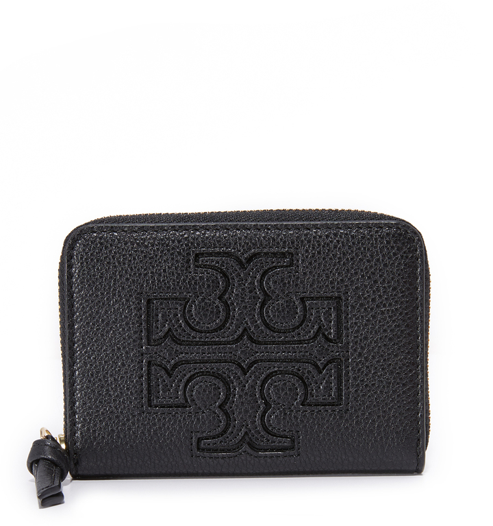 Tory Burch Tory Burch Harper Zip Coin Case
