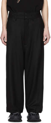 SASQUATCHfabrix. Black Docan Trousers