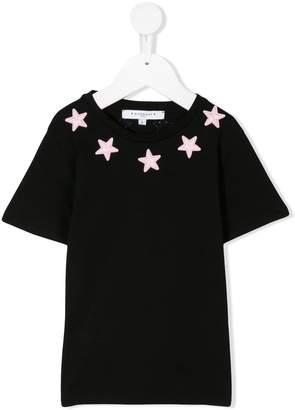 Givenchy Kids star-appliqué T-shirt