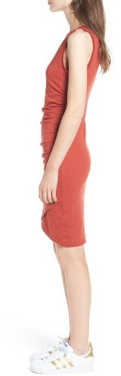 Women's Leith Ruched Body-Con Tank Dress 4