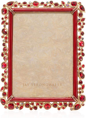 Jay Strongwater Bejeweled Frame, 5