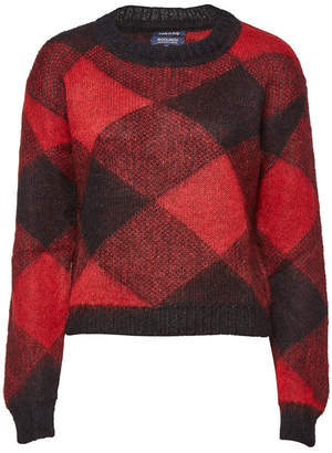 Woolrich Pullover with Mohair and Wool