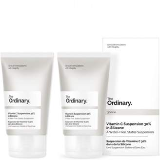 The Ordinary NEW Vitamin C Suspension 30% in Silicone [Double Pack] 2 x 30ml
