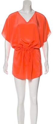 Ramy Brook Silk Mini Dress