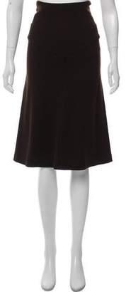 Diane von Furstenberg Wool Knee-Length Skirt