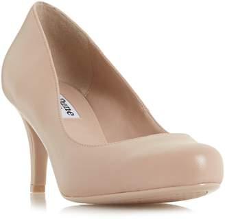 Dune Amelia Mid Heel Court Shoes