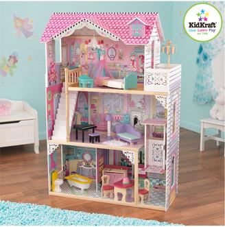 Kid Kraft Annabelle Dollhouse With Furniture