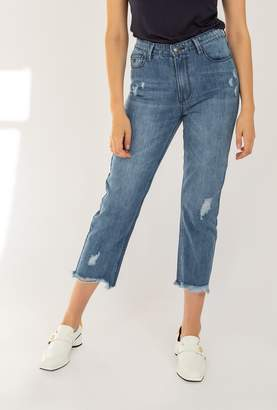 RES Denim Bailey Straight Jean